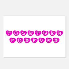 Together Forever Postcards (Package of 8)