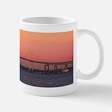 Newport Bridge, Rhode Island coffee Mug