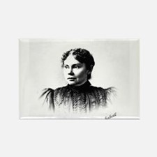 Lizzie Borden Rectangle Magnet