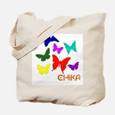 chika_butterflys Tote Bag
