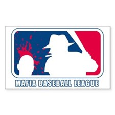 mafiabaseballleague2 Stickers