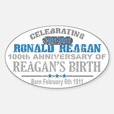 Ronald Reagan 6 Decal
