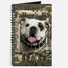 Stone_Paws_Bulldog_Lt_Dad Journal