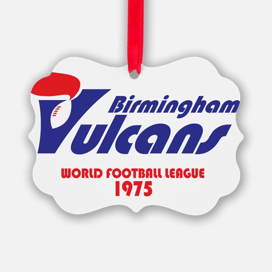 Birmingham Vulcans High Ornament