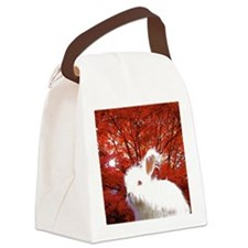 octnew Canvas Lunch Bag