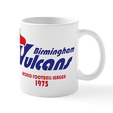 Birmingham Vulcans (on black) High Small Mug