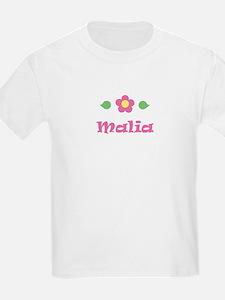 """Pink Daisy - """"Malia"""" Kids T-Shirt"""