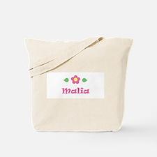 "Pink Daisy - ""Malia"" Tote Bag"