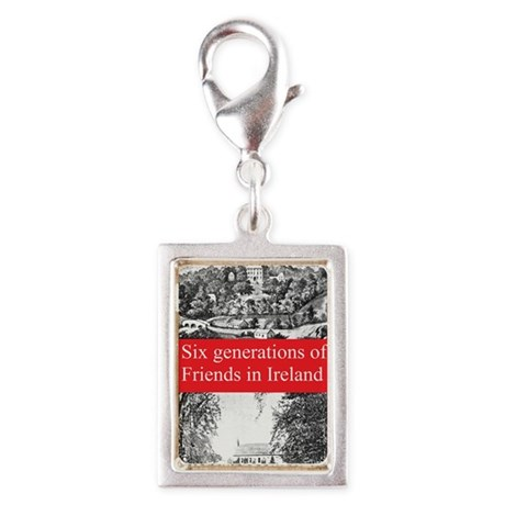 Six Generations front cover Silver Portrait Charm