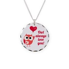 Owl Always Love You Necklace