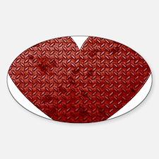 text5 Sticker (Oval)