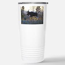 Handsome bull Stainless Steel Travel Mug