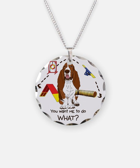 BassetDOWHAT Necklace