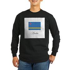 Aruba - Flag T