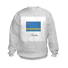 Aruba - Flag Sweatshirt