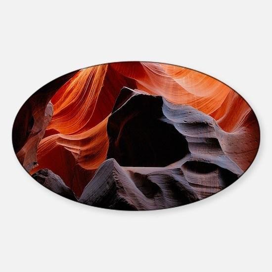 Canyon Sticker (Oval)