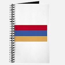 Armenia Flag Journal