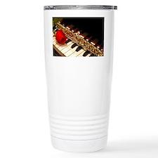 Flute Travel Mug