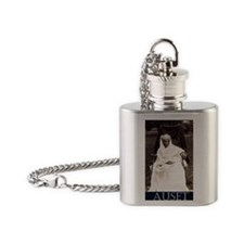 True Queen Flask Necklace