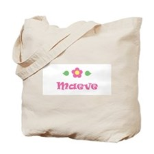 """Pink Daisy - """"Maeve"""" Tote Bag"""