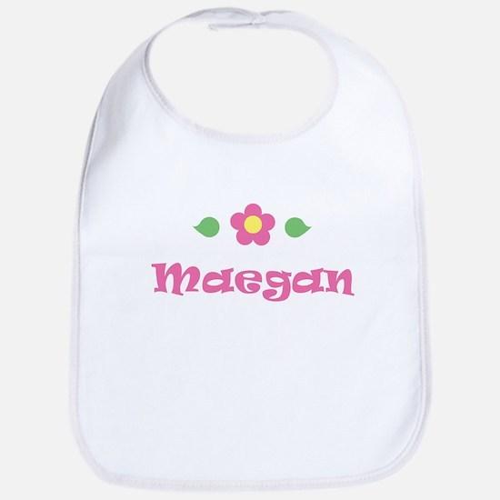 "Pink Daisy - ""Maegan"" Bib"