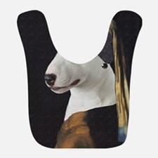 Bully With the Pearl Earring Bib