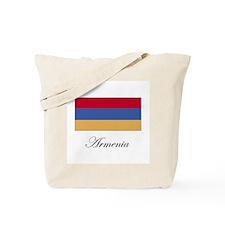 Armenia - Armenian Flag Tote Bag