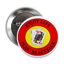 "blackjack2 2.25"" Button"