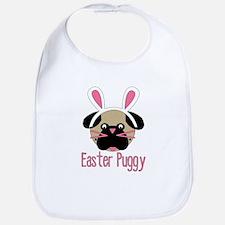 easter pug Baby Bib