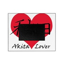 Akita Lover Picture Frame