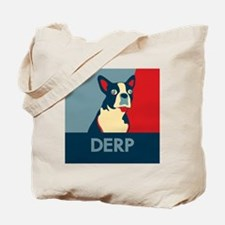 2-derpsqlessbleed Tote Bag