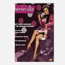 shoe poster 1620 Postcards (Package of 8)