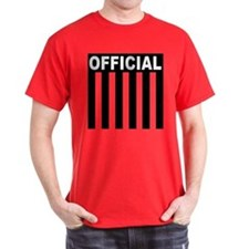 Sports Official T-Shirt