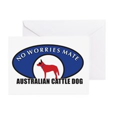Red Dog Wear Greeting Cards (Pk of 10)