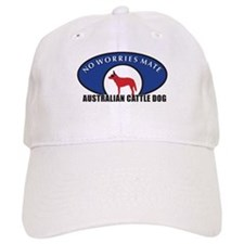 Red Dog Wear Baseball Cap