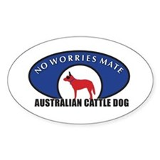 Red Dog Wear Decal