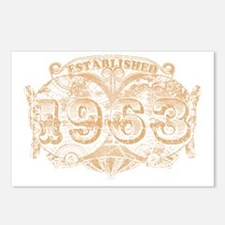 EST1963 Postcards (Package of 8)