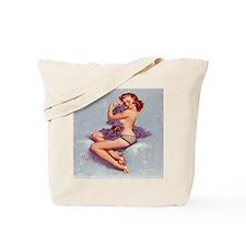roxanne clock Tote Bag
