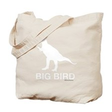 trexbigbird2_CPDark Tote Bag