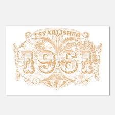EST1961 Postcards (Package of 8)