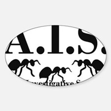 Ants Investigative Services Decal
