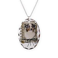 Stone_Paws_Australian_Shepherd Necklace