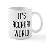 Accounting Standard Mugs (11 Oz)