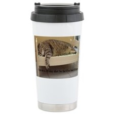 fatcat Travel Mug