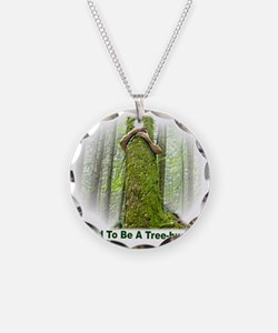 TreeHugger12x12 Necklace