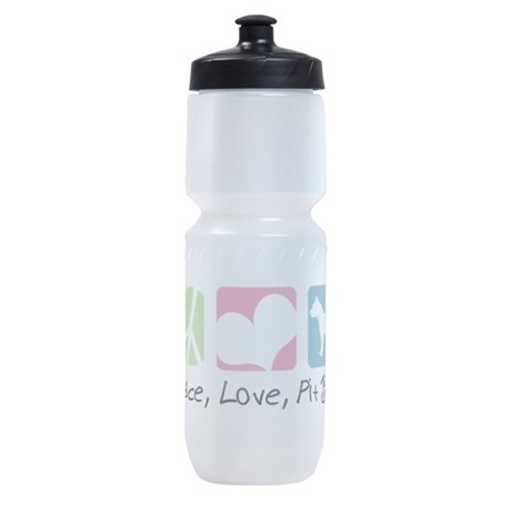peacedogs.png Sports Bottle