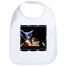 halloween forever reading and learning a Bib