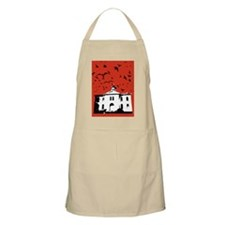 the birds - 11x17 poster - red PNG Apron