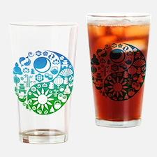 yangvert Drinking Glass