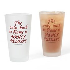 2-NancyBush10 Drinking Glass